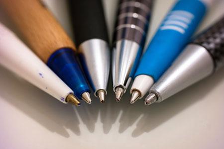 Kugelschreiberfleck entfernen