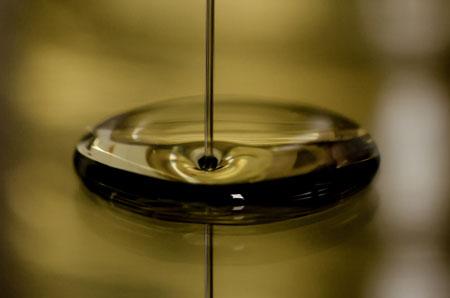 Ölflecken entfernen